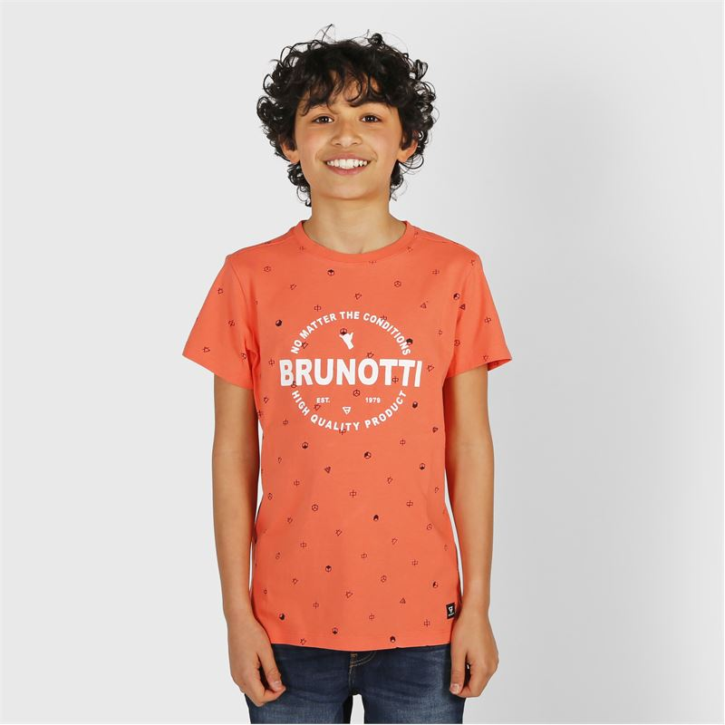 Brunotti Tim-Mini  (rosa) - jungen t-shirts & polos - Brunotti online shop
