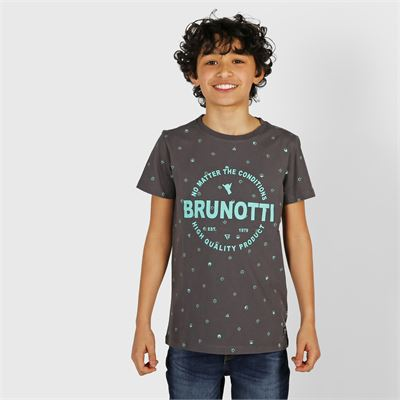 Brunotti Tim-Mini Boys T-shirt. Available in 116,128,140,152,164,176 (2013069753-097)