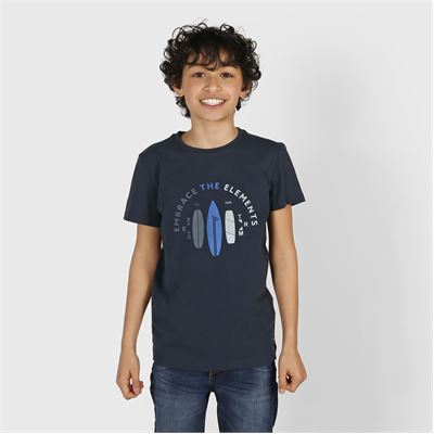 Brunotti Tim-Print Boys T-shirt. Available in 128,140,152,164,176 (2013069755-0532)