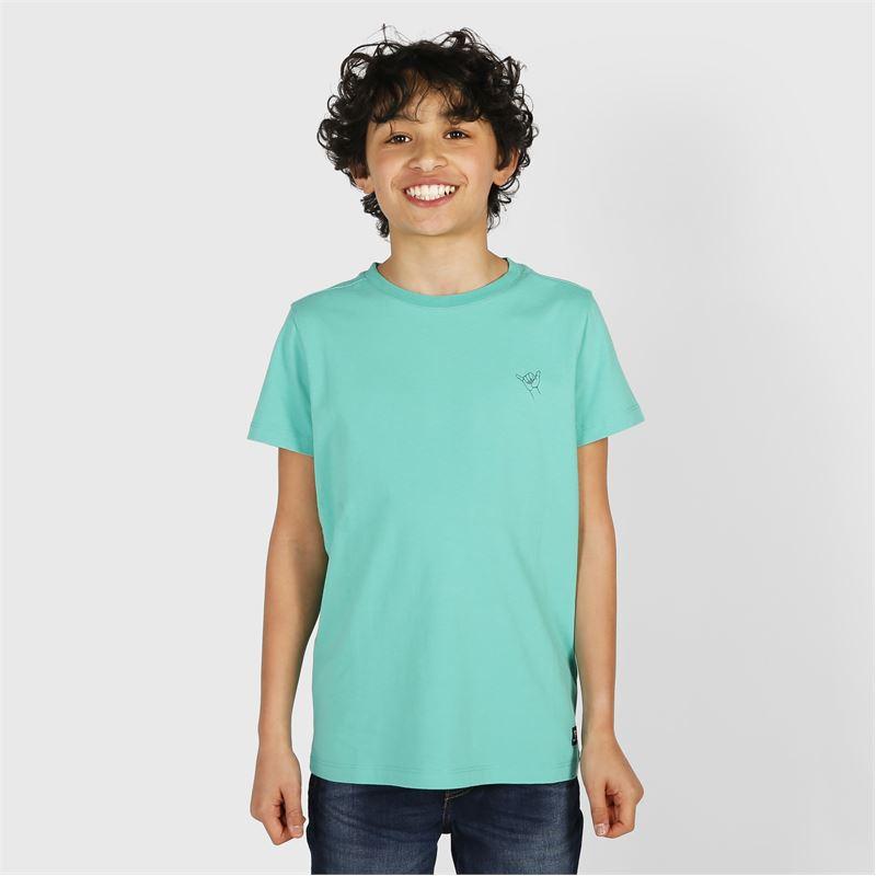 Brunotti Ronan  (green) - boys t-shirts & polos - Brunotti online shop