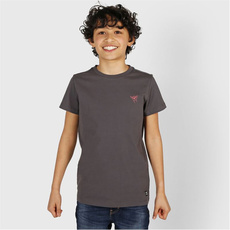 Brunotti Ronan  (grey) - boys t-shirts & polos - Brunotti online shop