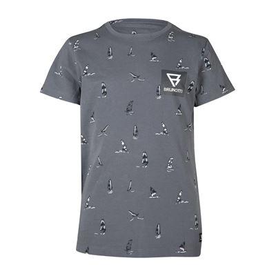 Brunotti Lucas Boys T-shirt. Beschikbaar in 116,128,140,152,164,176 (2013069763-0473)