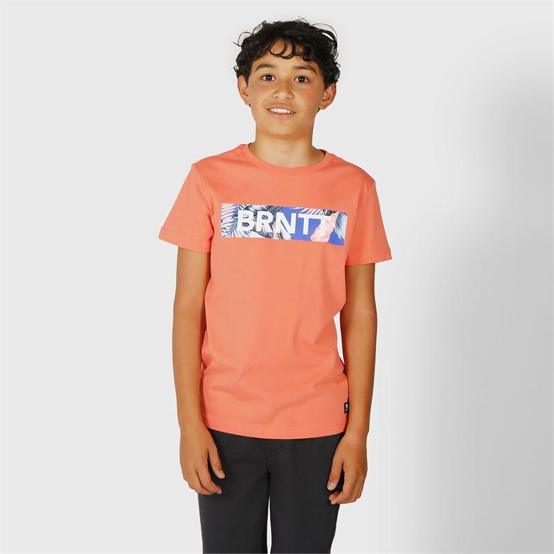 Brunotti Tyson  (pink) - boys t-shirts & polos - Brunotti online shop