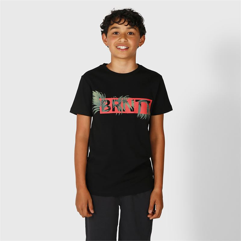 Brunotti Tyson  (black) - boys t-shirts & polos - Brunotti online shop