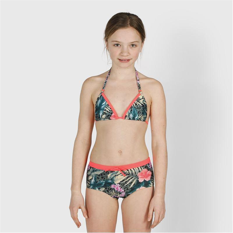 Brunotti Attilia  (green) - girls bikinis - Brunotti online shop