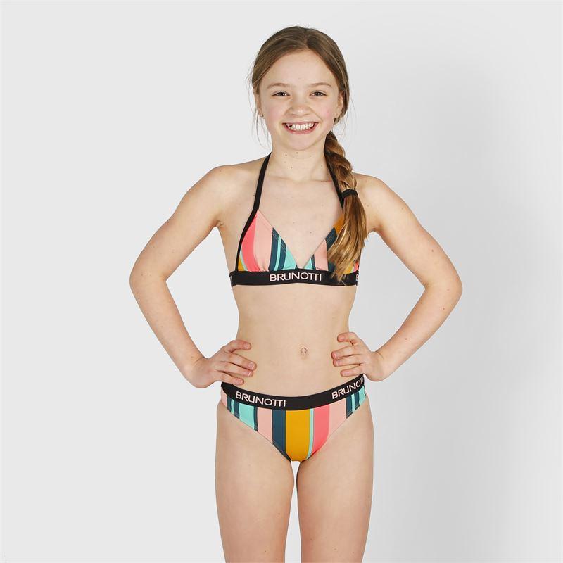 Brunotti Noelle  (groen) - meisjes bikini's - Brunotti online shop