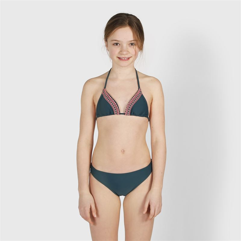 Brunotti Trinity  (green) - girls bikinis - Brunotti online shop