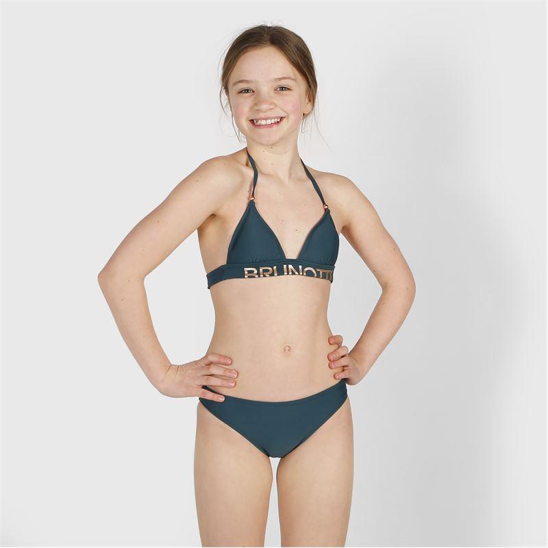Brunotti Irenea  (groen) - meisjes bikini's - Brunotti online shop