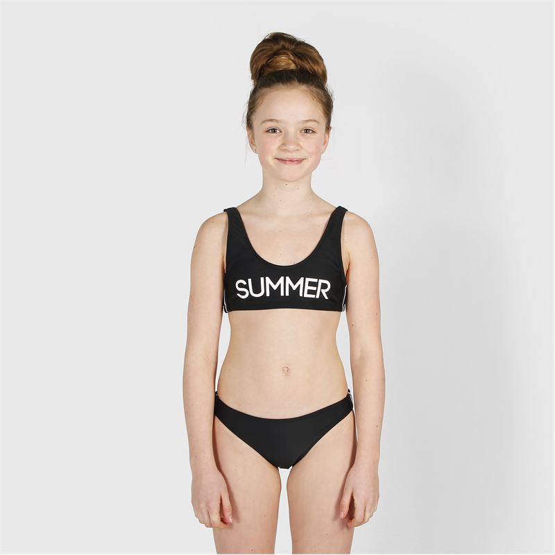 Brunotti Daarani  (zwart) - meisjes bikini's - Brunotti online shop