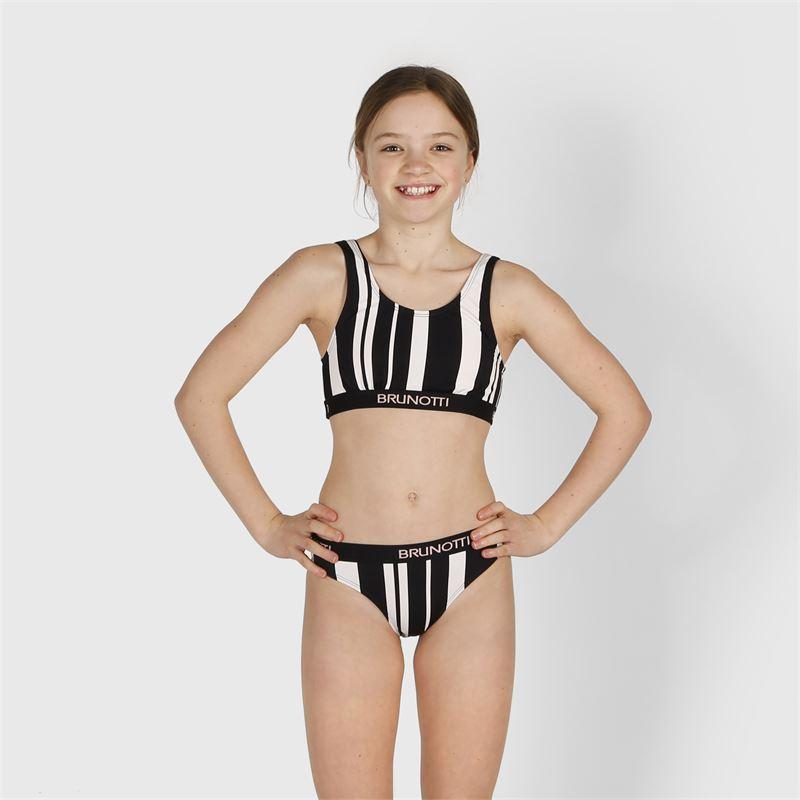 Brunotti Giovanna  (black) - girls bikinis - Brunotti online shop