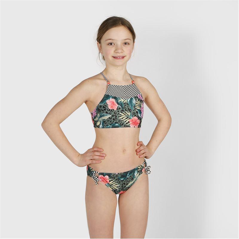 Brunotti Noah  (groen) - meisjes bikini's - Brunotti online shop