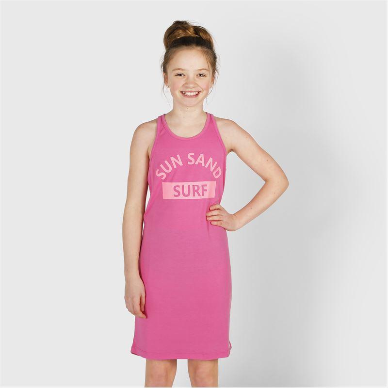 Brunotti Fernby-Solid  (rosa) - mädchen kleider & röcke - Brunotti online shop