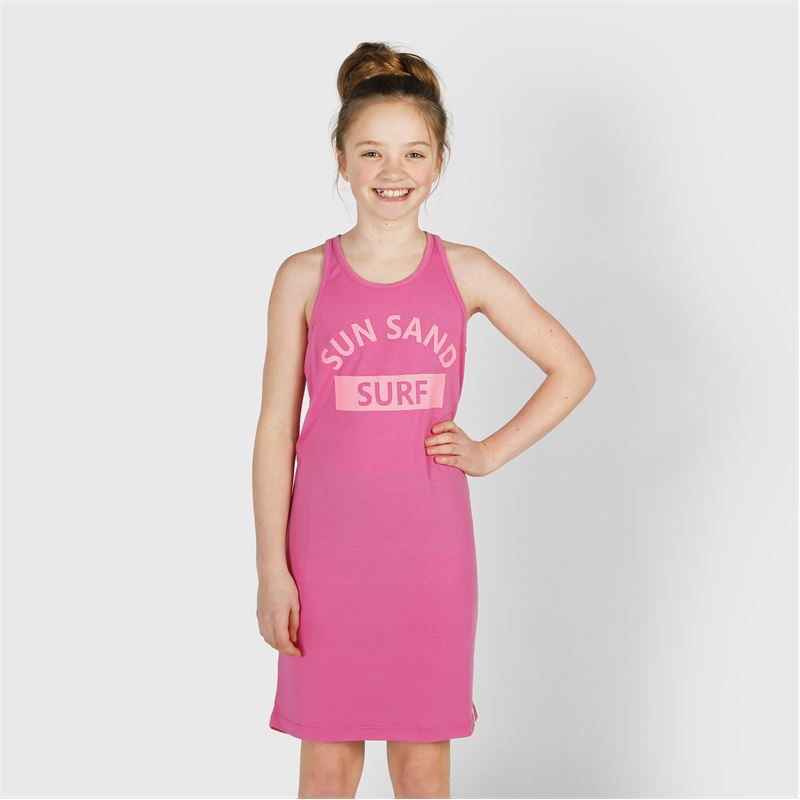 Brunotti Fernby-Solid  (pink) - girls dresses & skirts - Brunotti online shop