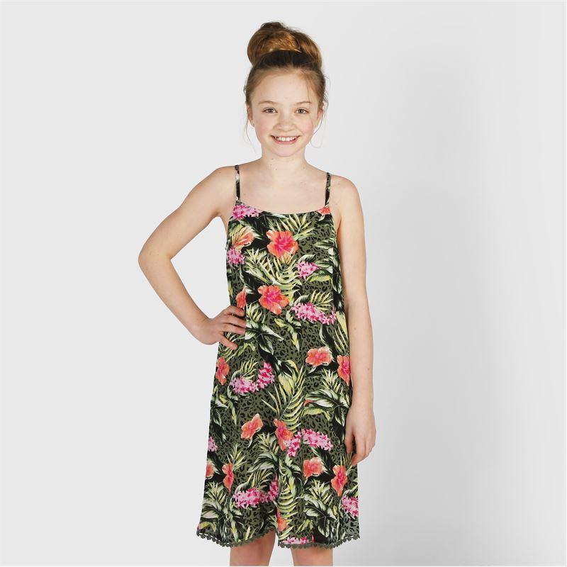 Brunotti Dyani  (groen) - meisjes jurken & rokken - Brunotti online shop