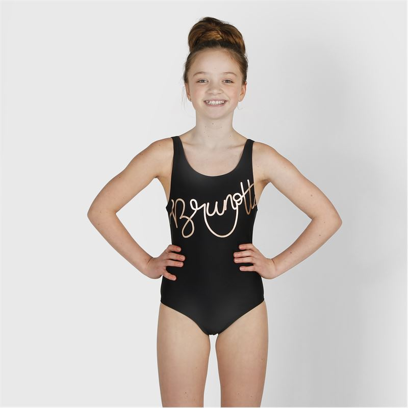 Brunotti Rosalina  (black) - girls swimsuits - Brunotti online shop