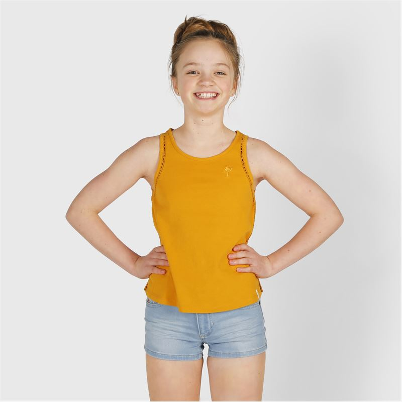 Brunotti Finola  (yellow) - girls t-shirts & tops - Brunotti online shop