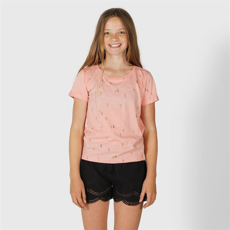 Brunotti Peyton  (geel) - meisjes t-shirts & topjes - Brunotti online shop