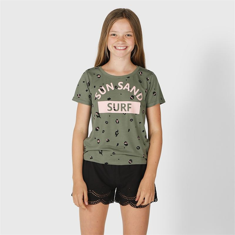 Brunotti Peyton  (green) - girls t-shirts & tops - Brunotti online shop