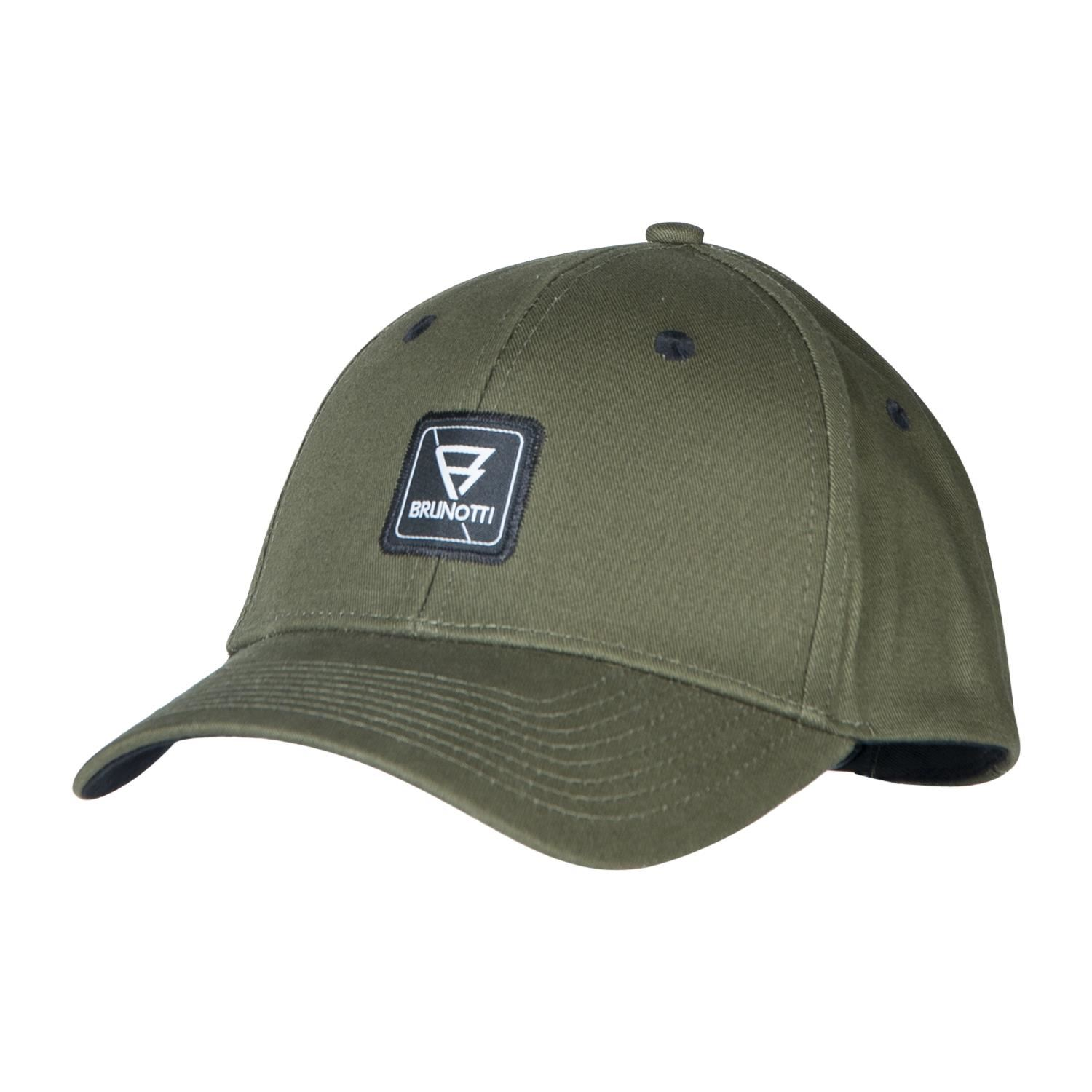 Brunotti Lincoln  (green) - men caps - Brunotti online shop