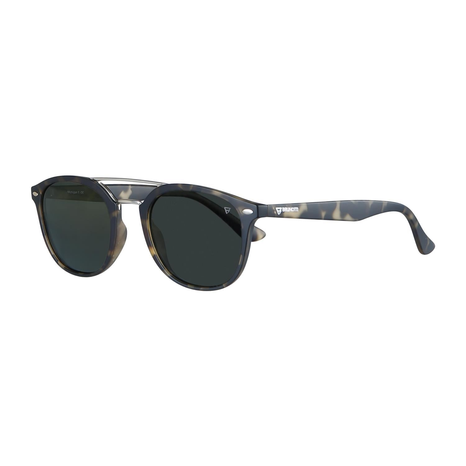 Brunotti Michigan  (brown) - men sunglasses - Brunotti online shop