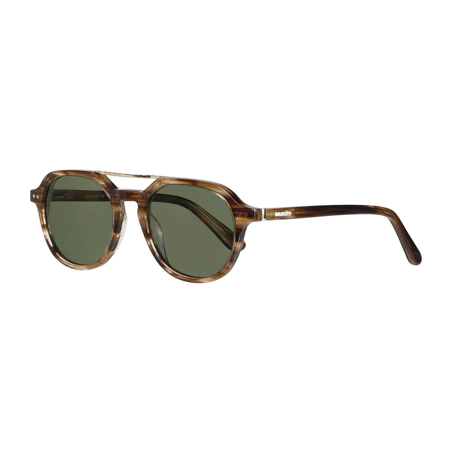Brunotti Guadiana  (brown) - men sunglasses - Brunotti online shop
