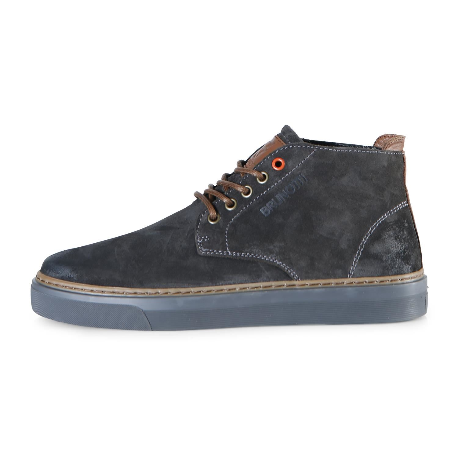 Brunotti Domburg  (grey) - men shoes - Brunotti online shop