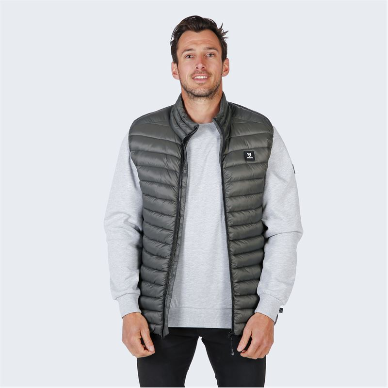 Brunotti Balan  (grey) - men casual jackets - Brunotti online shop