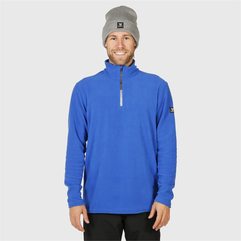 Brunotti Tenno-N  (blue) - men fleeces - Brunotti online shop