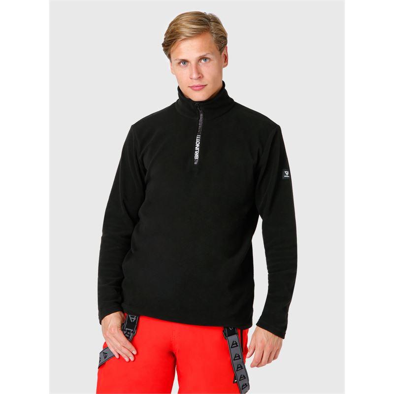 Brunotti Tenno  (black) - men fleeces - Brunotti online shop