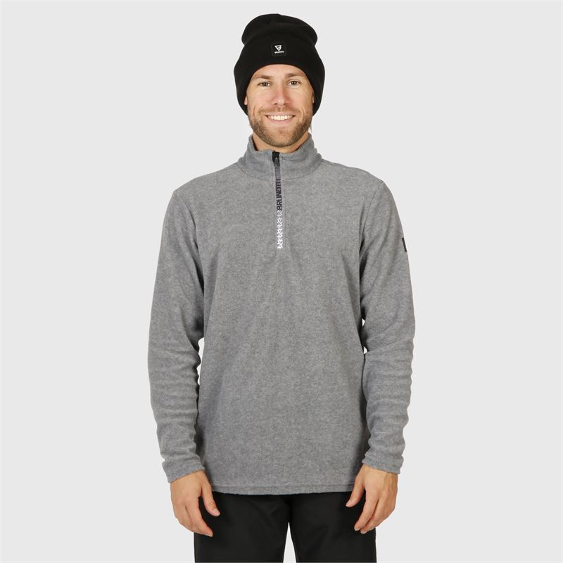 Brunotti Tenno-N  (grey) - men fleeces - Brunotti online shop