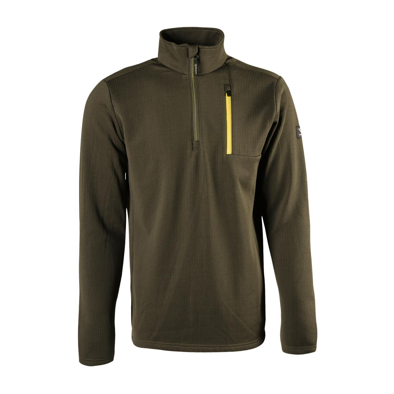 Brunotti Pintal  (grey) - men fleeces - Brunotti online shop