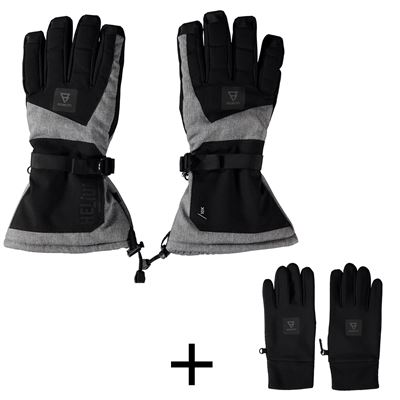 Brunotti Helium Mens Glove. Available in M,L,XL (2021020013-124)