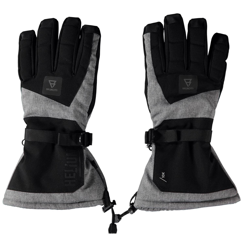 Brunotti Helium  (grey) - men gloves - Brunotti online shop
