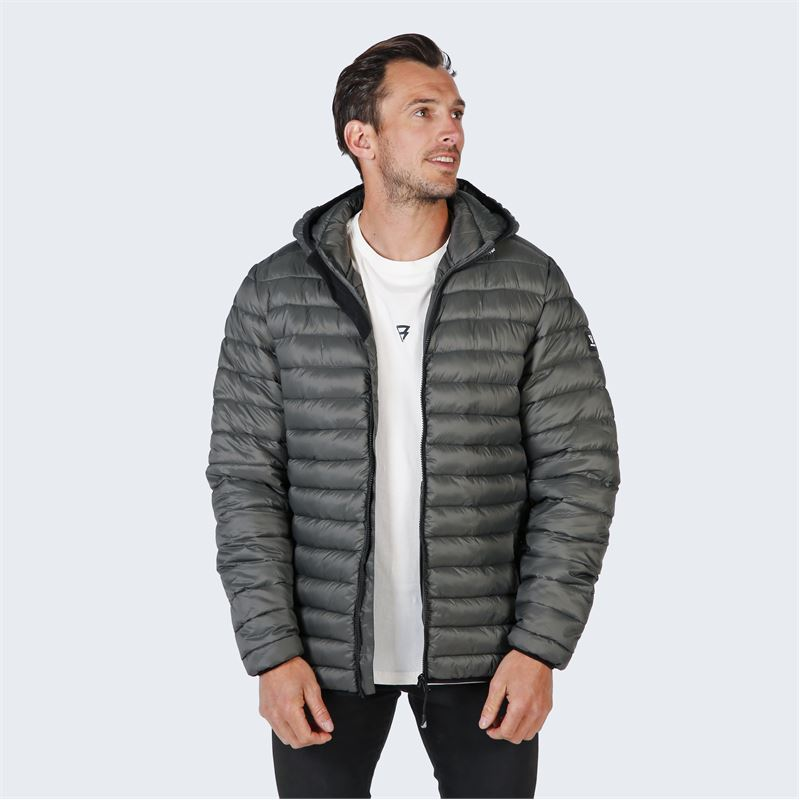 Brunotti Talan  (grey) - men casual jackets - Brunotti online shop