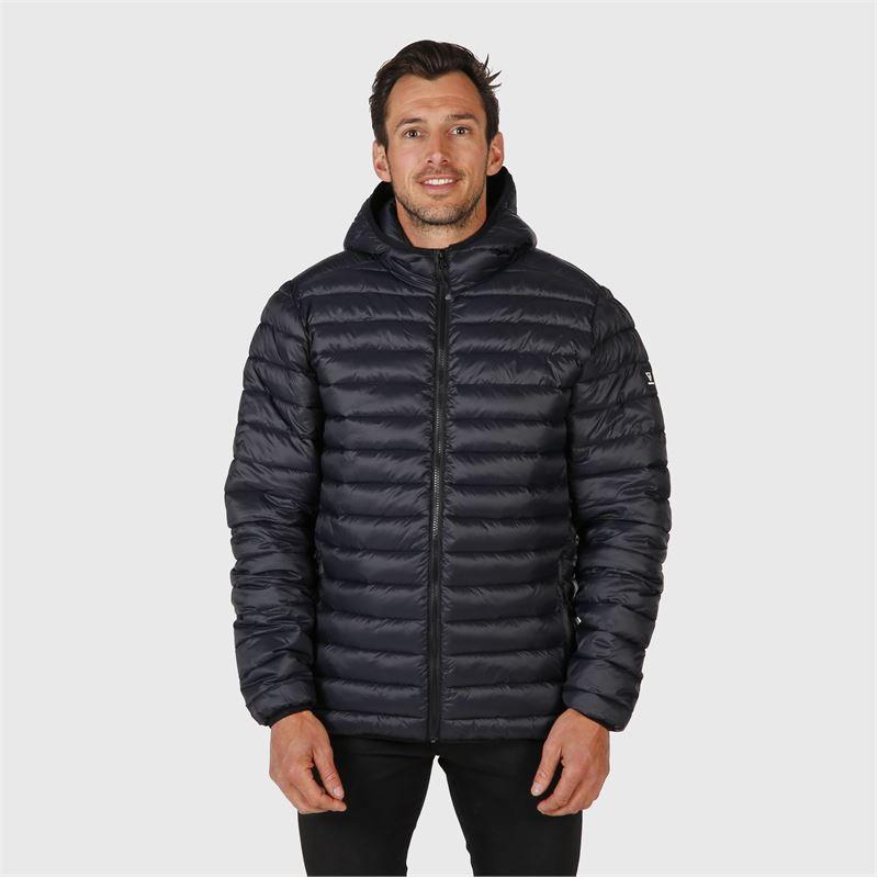 Brunotti Talan  (black) - men casual jackets - Brunotti online shop