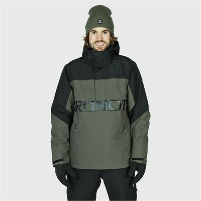 Brunotti Tristin Mens Snowjacket. Available in M,L,XL,XXXL (2021025041-0930)