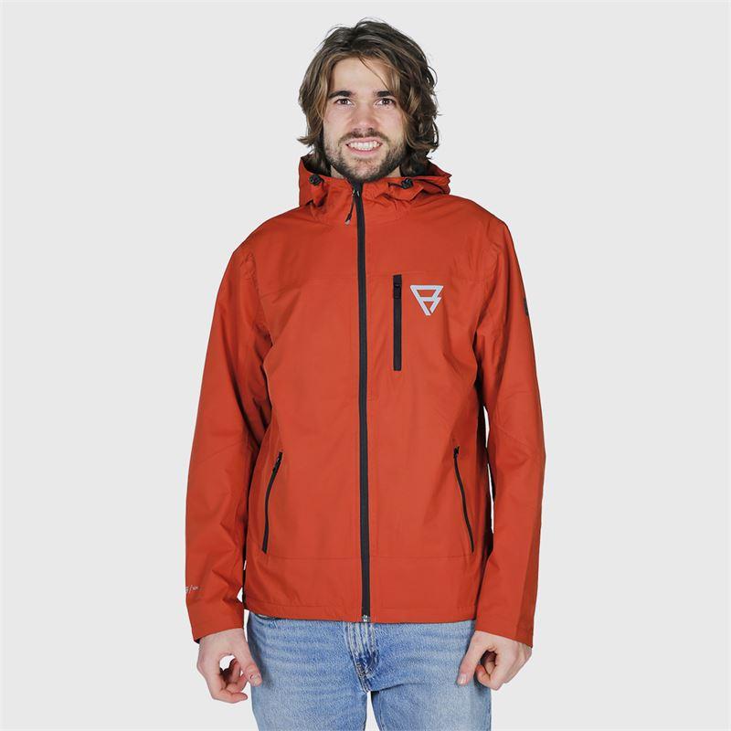 Brunotti Weylin-N  (orange) - men casual jackets - Brunotti online shop