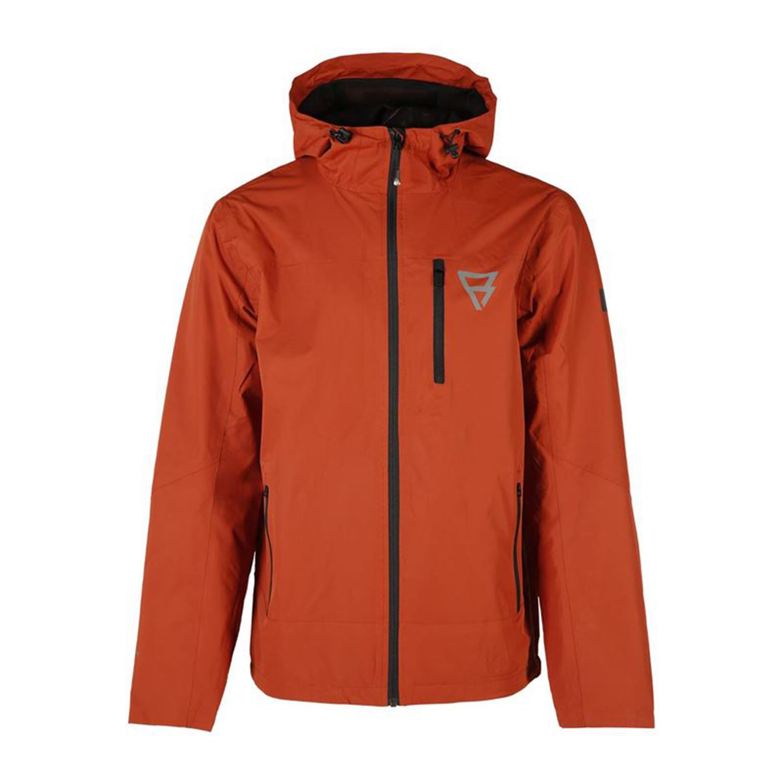 Brunotti Weylin-N  (oranje) - heren casual jassen - Brunotti online shop