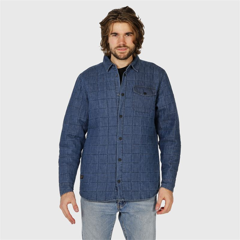 Brunotti Phelan  (blue) - men shirts - Brunotti online shop