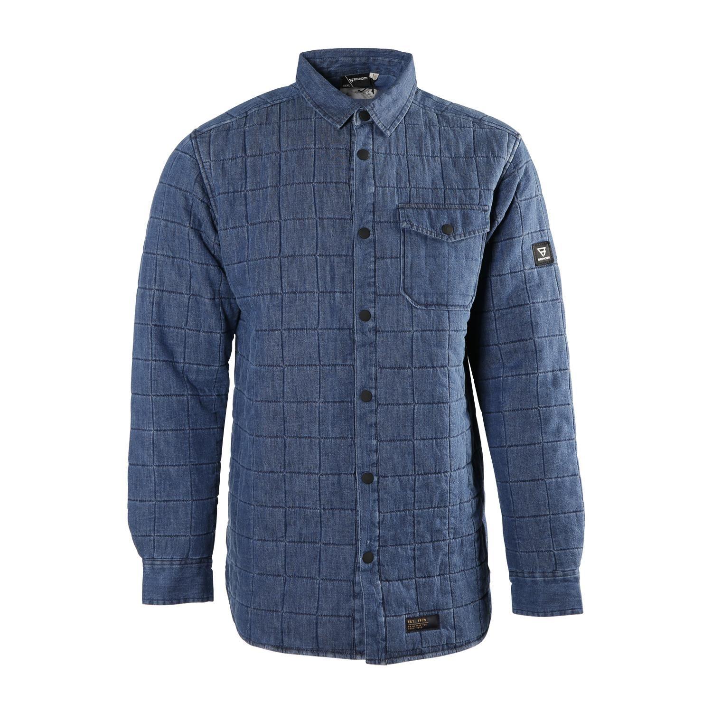 Brunotti Phelan  (blue) - men shirts - Brunotti online shop