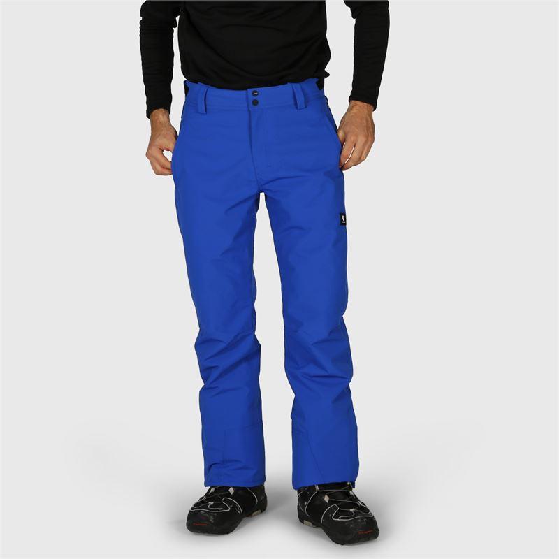 Brunotti Footstrap  (blue) - men snow pants - Brunotti online shop