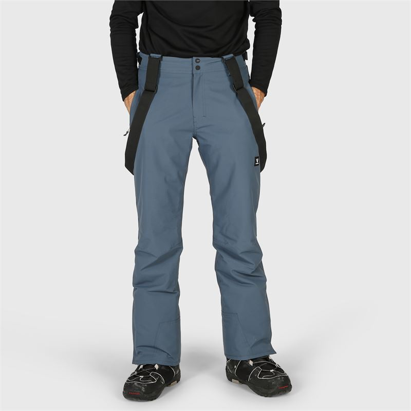 Brunotti Footstrap  (blue) - men snow pants - Brunotti online shop