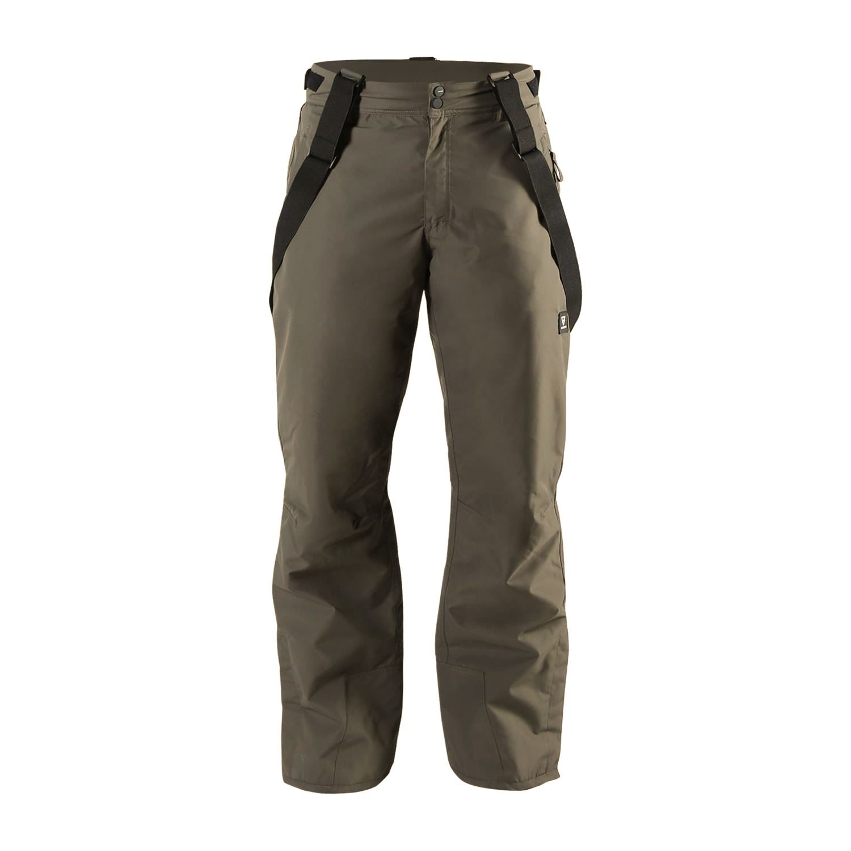 Brunotti Footstrap  (grijs) - heren skibroeken - Brunotti online shop