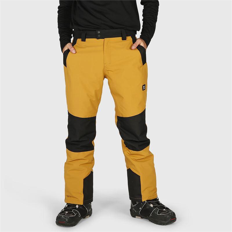 Brunotti Andras  (bruin) - heren skibroeken - Brunotti online shop