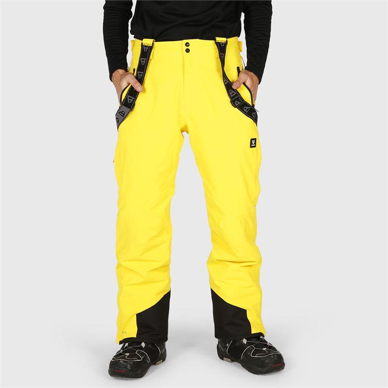 Brunotti Damiro  (gelb) - herren skihosen - Brunotti online shop
