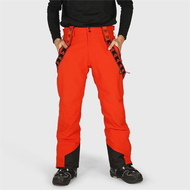 Brunotti Damiro  (red) - men snow pants - Brunotti online shop