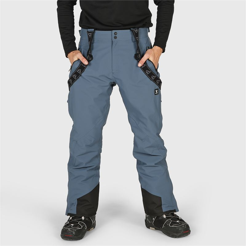 Brunotti Damiro  (blue) - men snow pants - Brunotti online shop
