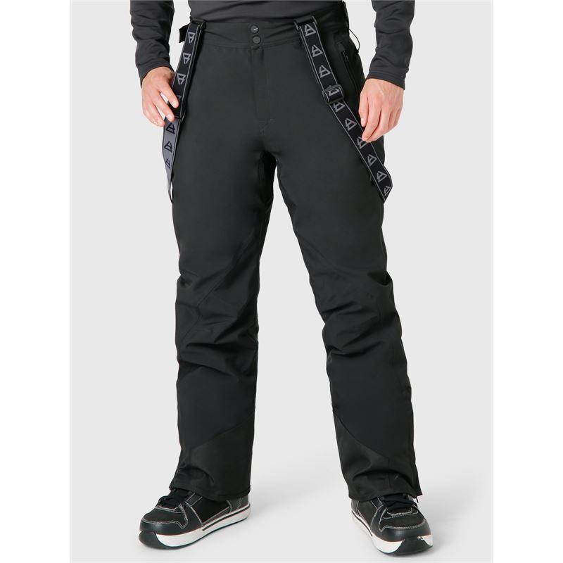 Brunotti Damiro  (zwart) - heren skibroeken - Brunotti online shop