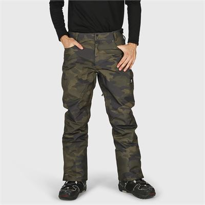 Brunotti Kitebar-Camo Mens Snowpants. Available in XS,S,M,L,XL,XXL (2021053133-0930)