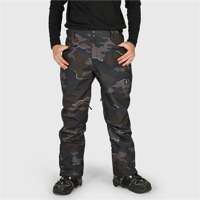Brunotti Kitebar-Camo Mens Snowpants. Available in S,M,L,XL,XXL (2021053133-099)